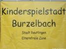 Kinderspielstadt Burzelbach 2011